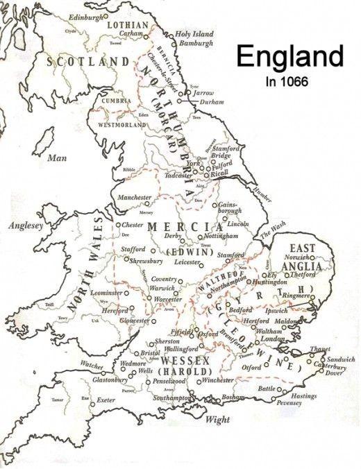 - 8 mois en Angleterre -
